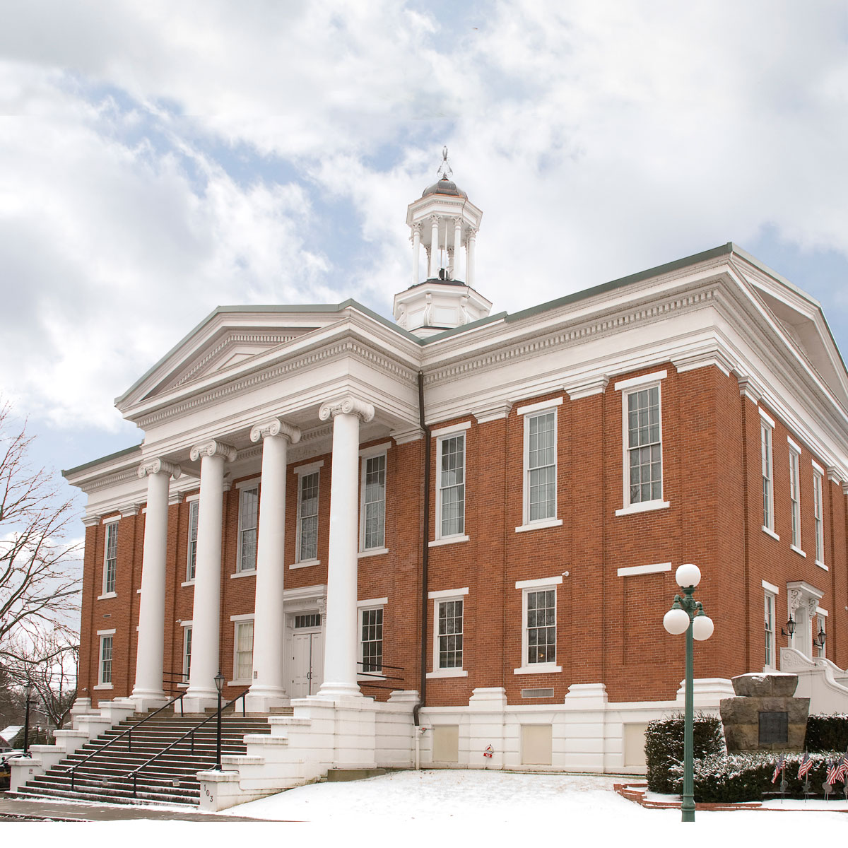 Union County Courthouse, Lewisburg, PA